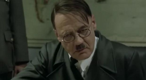 Hitler responds to the tribulations of Orpington High Street