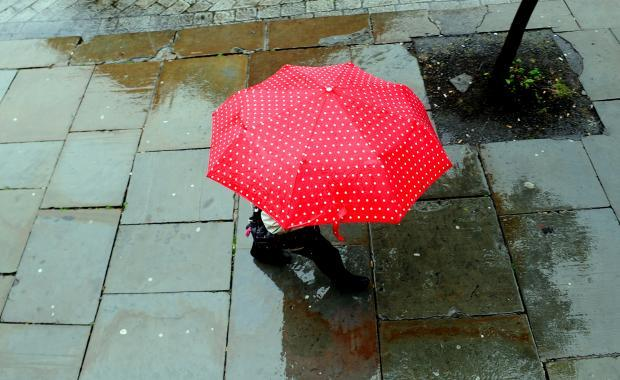 Yellow weather warning issued for south east London and north Kent