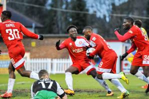 Kabba rescues Welling against Altrincham