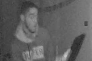 Police release CCTV image of man in connection with Blackheath burglary