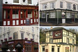 PICTURE GALLERY: 68 lost pubs of Gravesend and surrounding area - how many do you remember?