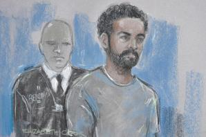 Arthur Simpson-Kent appears in court accused of murdering Erith ex-Eastenders actress Sian Blake and two sons